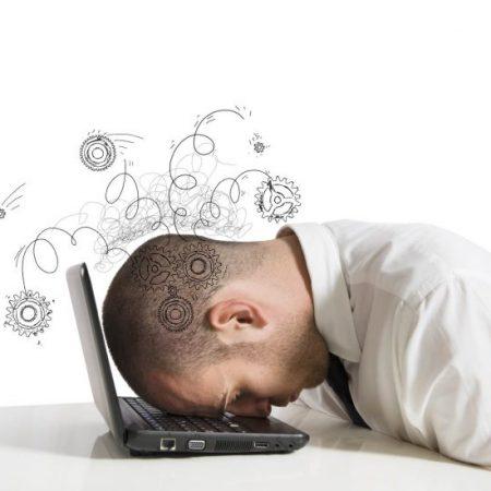 Estrés y emoción: Como afecta  la productividad en el  trabajo